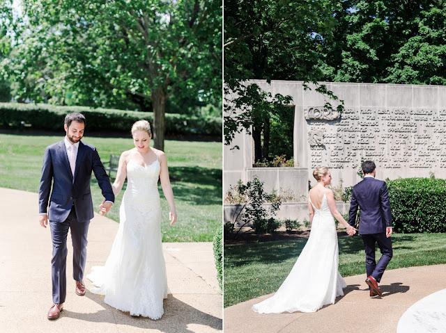 National Presbyterian Church Wedding | Photos by Heather Ryan Photography