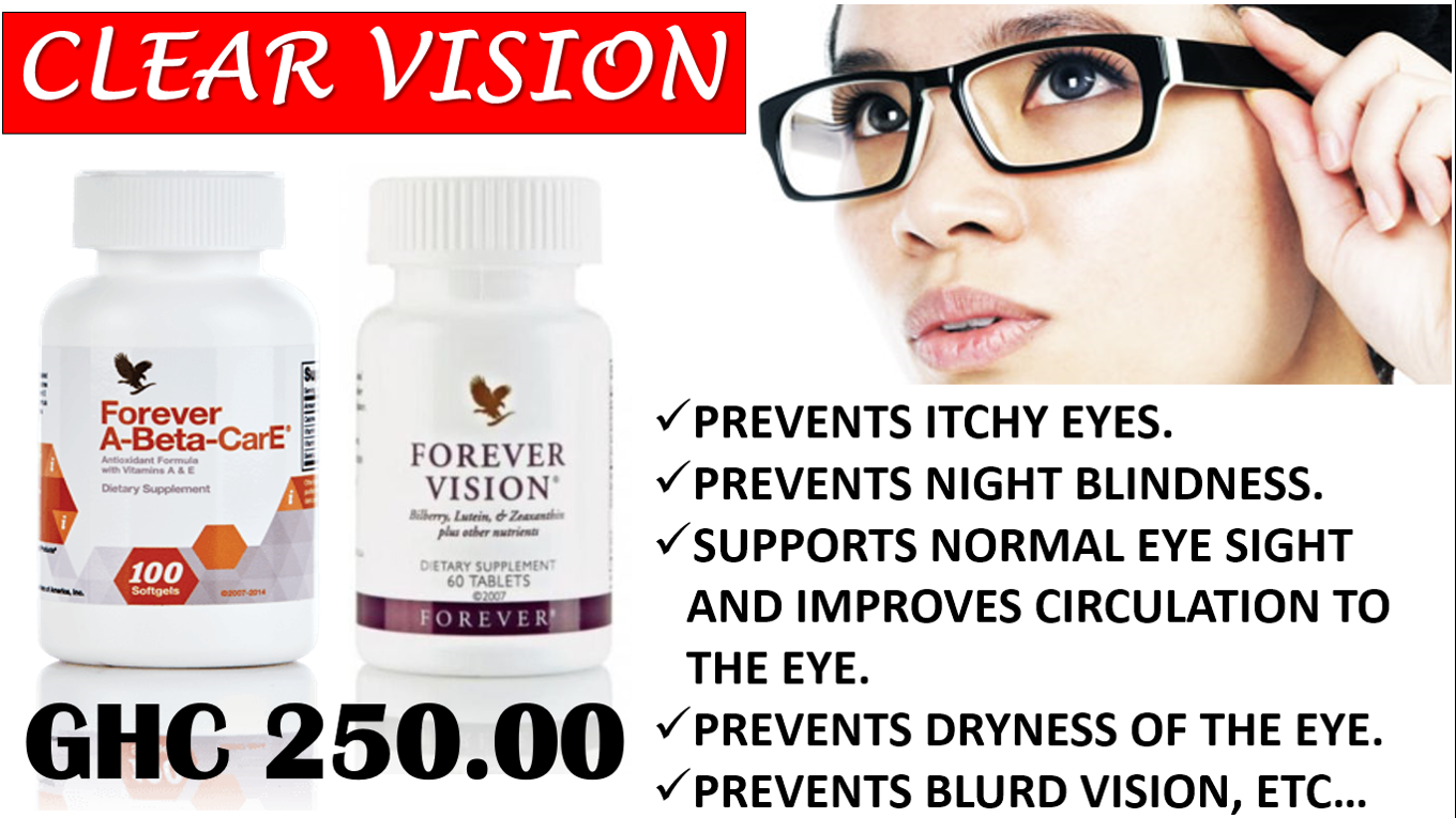 VISION PROBLEMS.? GET HELP NOW