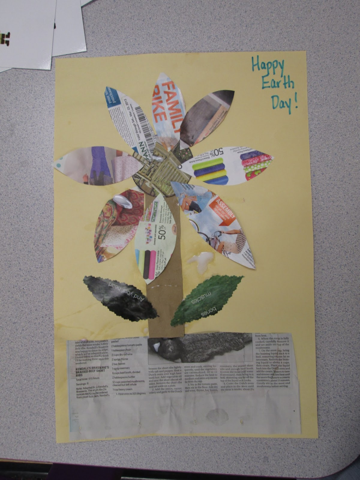 Mrs. Karen's Preschool Ideas: Earth Day 2013