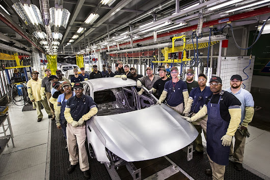 One millionth Kia Sorento rolls off the line in Georgia