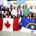 Estudantes pernambucanos embarcam rumo ao Canadá