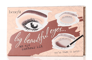 Big Beautiful Eyes Contour Kit