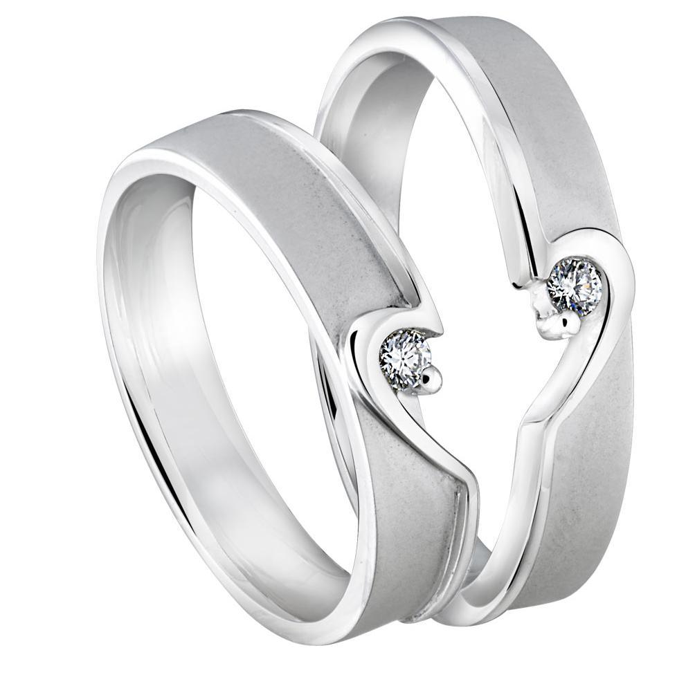 Diamond Wedding Engagement Rings
