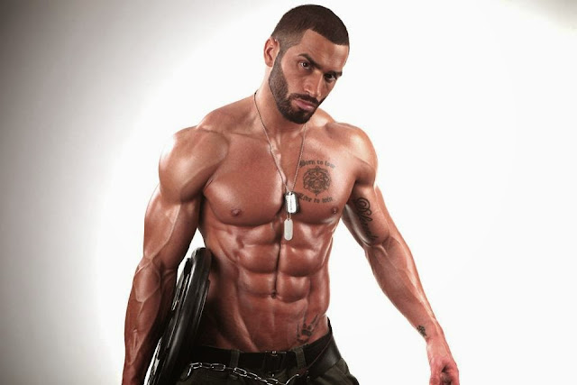 Lazar Angelov Fitness Model