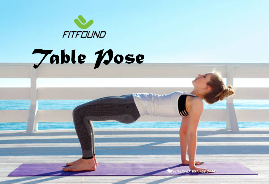 Do-the-Table-Pose-in-Yoga
