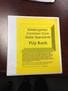 flip3 - Tennessee Kindergarten Standards