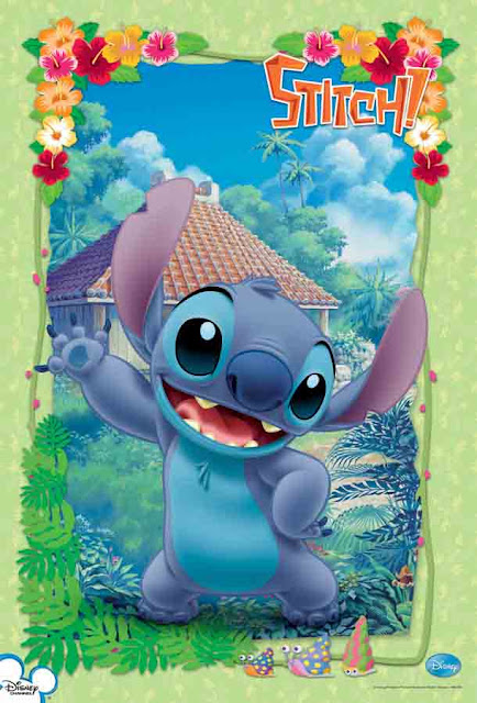 Lilo Stitch Disney Poster