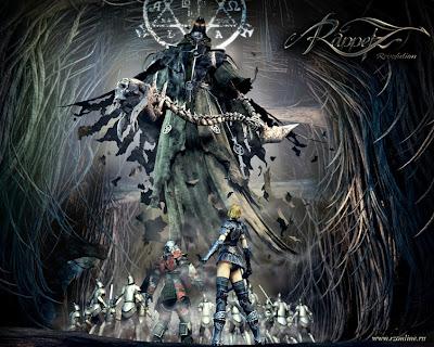 Download Free MMORPG : Rappelz Online | MMOLite