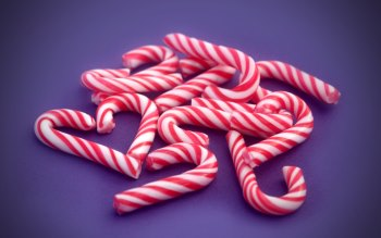 Wallpaper: Candy Cane