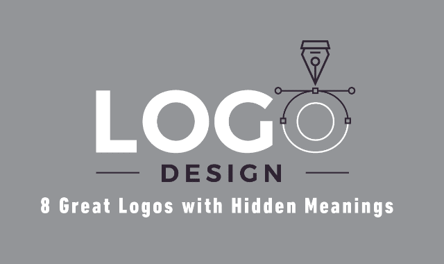 Logo Design: 8 Great Logos With Hidden Meanings