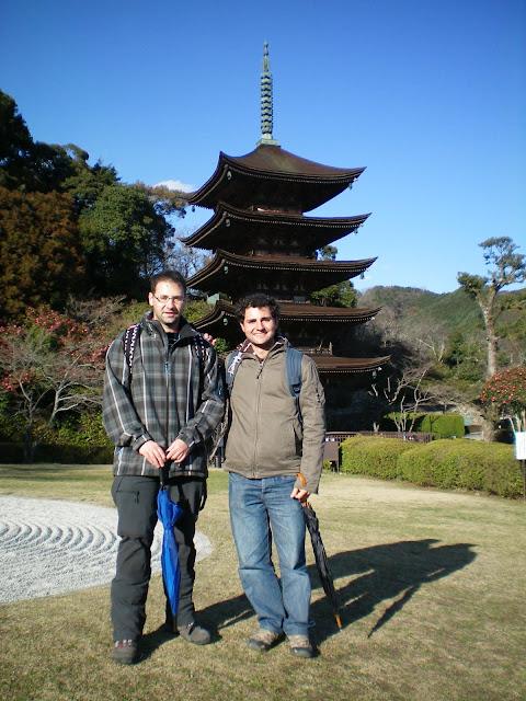 Pagoda de Yamaguchi