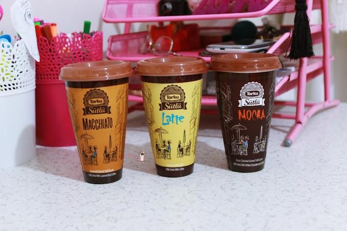 Torku Sütlü // Torku Markasının Soğuk Kahveleri