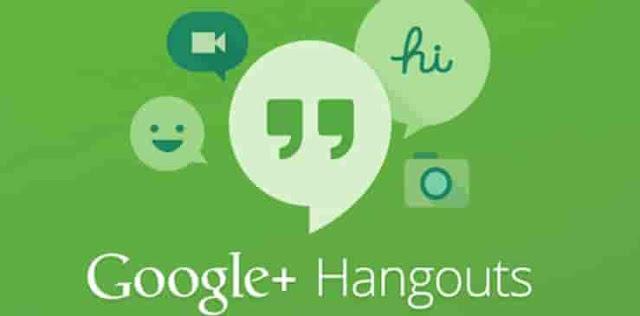 جوجل هانج أوت