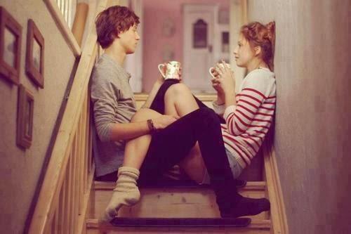 pareja hablando - por una comunicación más consciente