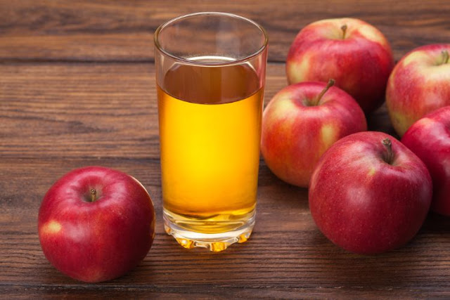 Apple and Orange Juice Benefits