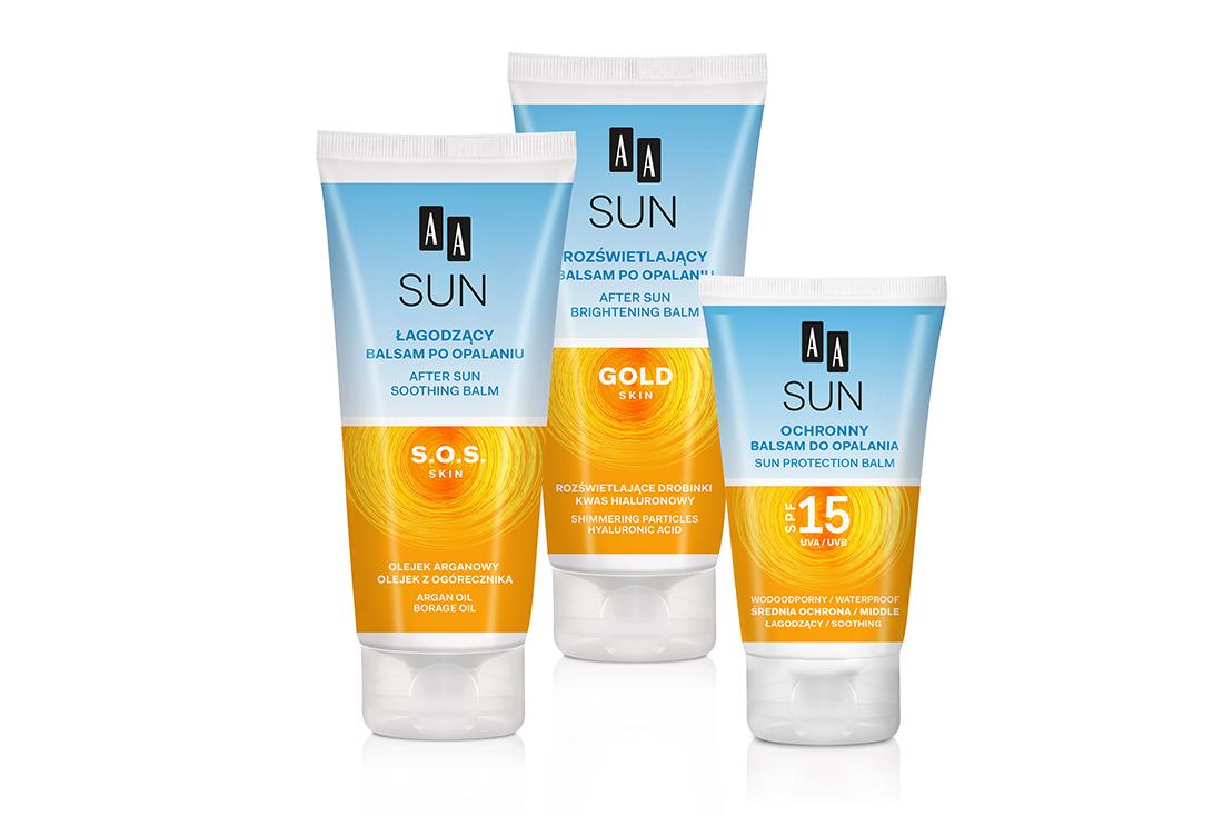Pielęgnacja :: AA SUN – nowości (przeciw)słoneczne dla alergików