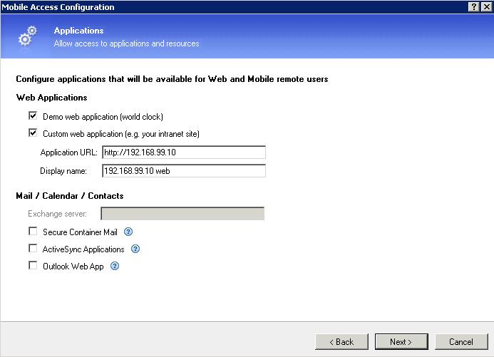 Ssl Vpn Checkpoint Configuration R77