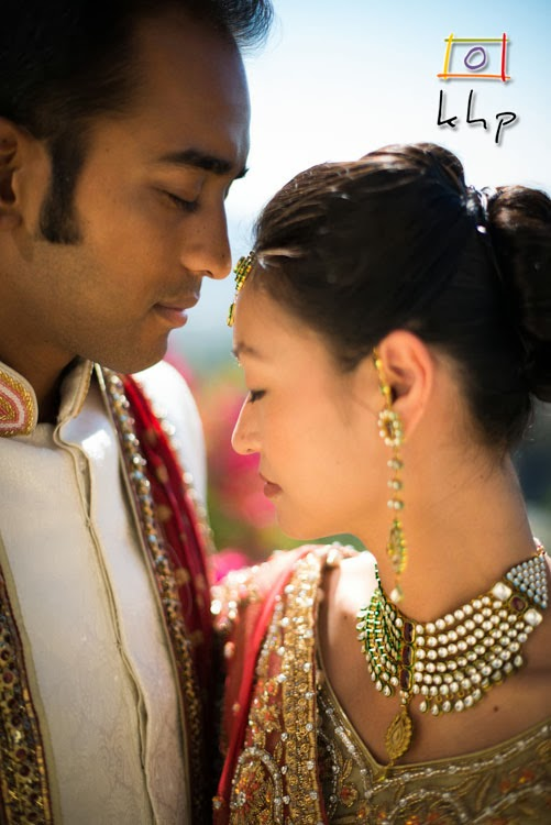 Chang & Mehul's Indian Wedding