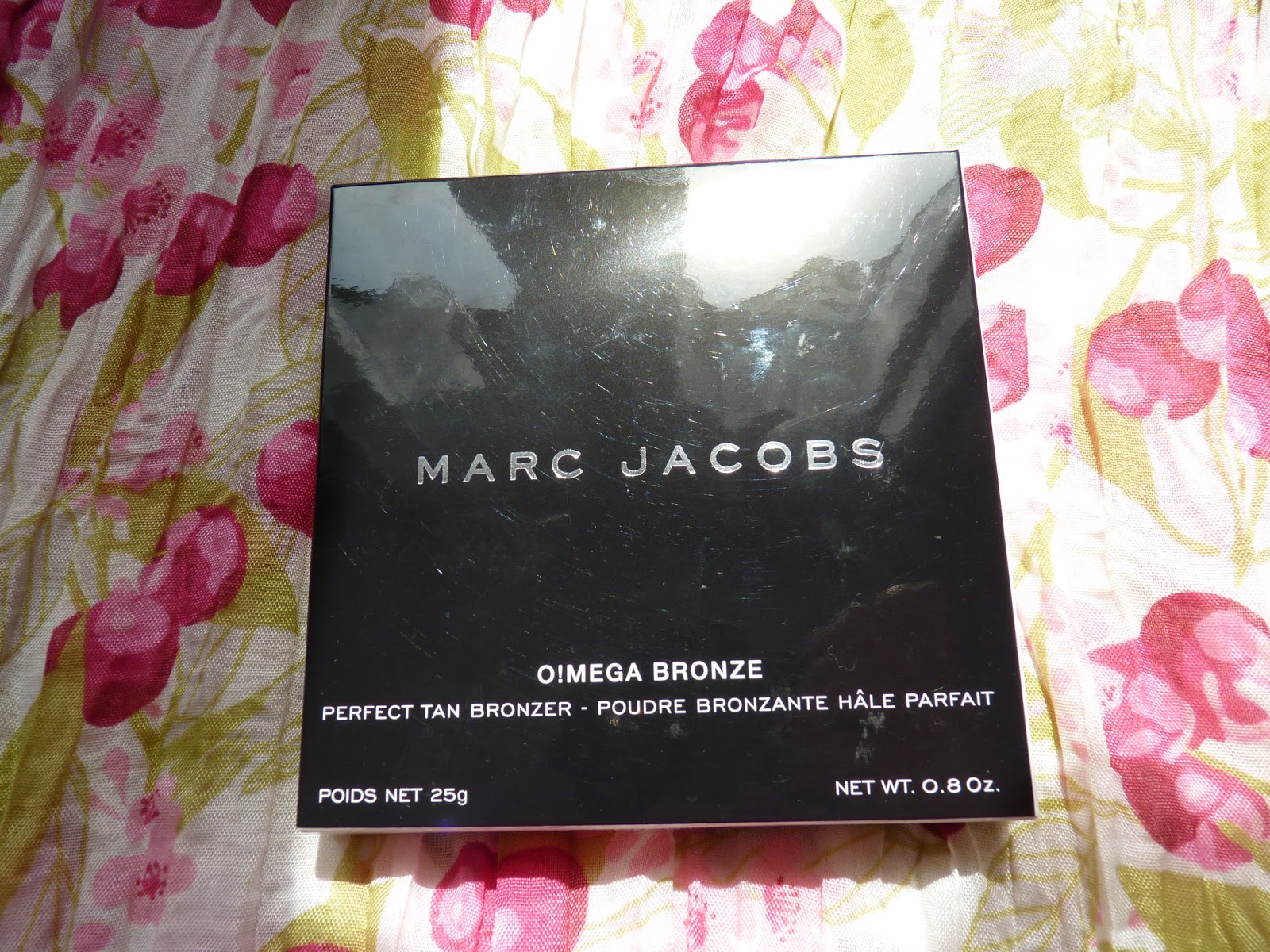Marc Jacobs O! Mega Bronze – Perfect Tan Bronzer