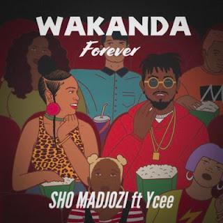 Sho Madjozi – Wakanda Forever (feat. Ycee)