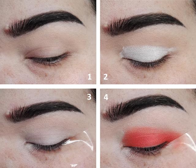 Tuto Bicolor Makeup