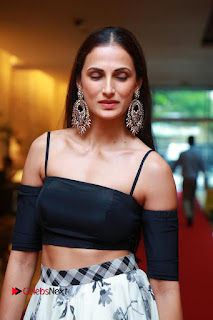 Actress Model Shilpa Reddy Pictures at Haute Affair Launch  0001