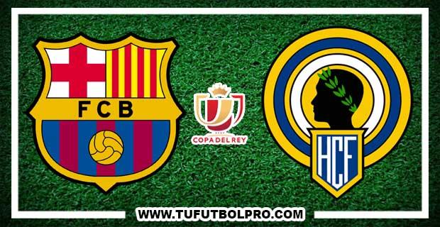 Ver Barcelona vs Hercules EN VIVO Por Internet Hoy 21 de Diciembre 2016
