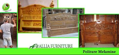 Furniture Finishing Politur Melamine