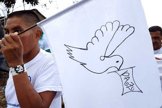 Denuncian asesinato de 5 insurgentes colombianos tras acuerdo de paz