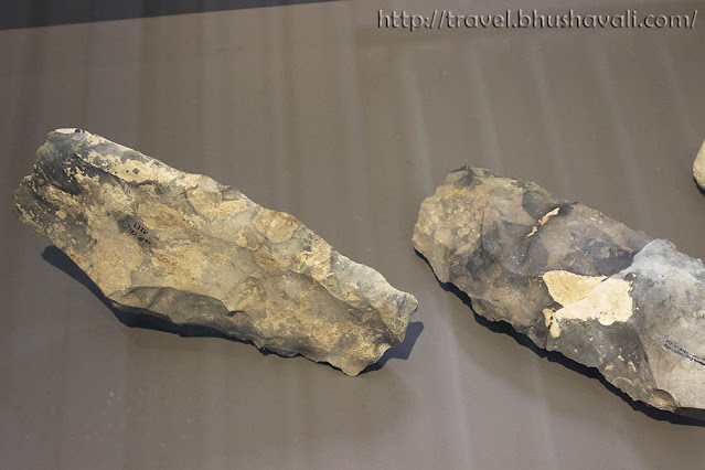 Neolithic Flint Mines at Spiennes Silexs Mons Wallonia UNESCO