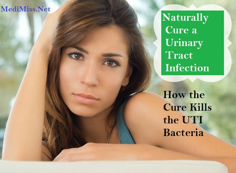 Natural Ways To Cure Uti Infection