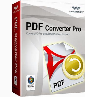 Wondershare PDF Converter Pro 4.0.1