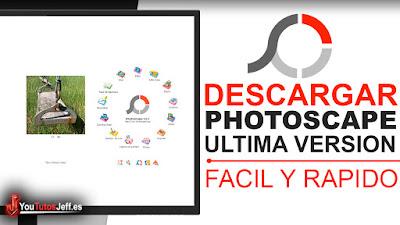 descargar PhotoScape full español