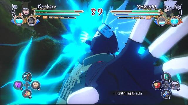 Naruto Shippuden Ultimate Ninja Storm 3 Full Burst Download Free Gameplay 1