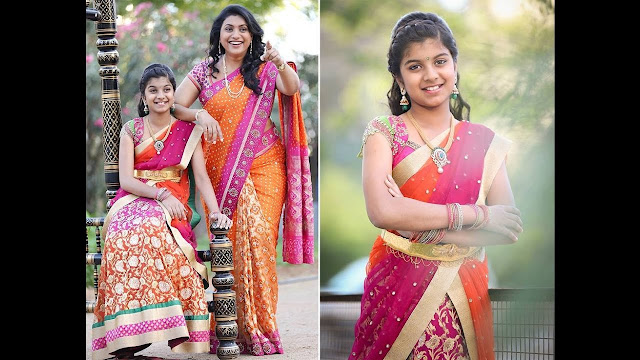 Actress-Roja-daughter-Anshu-Mallika-Half-Saree-Ceremony1