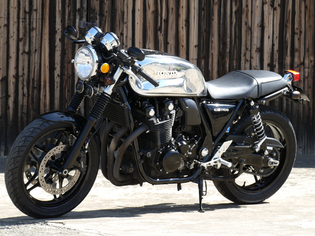 cafe racers and metric motorcycles freaks in the world.