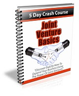Joint Venture Basics (eBook) - FREE DOWNLOAD