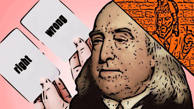 Por dentro da ética - Jeremy Bentham - Queimando Neurônios