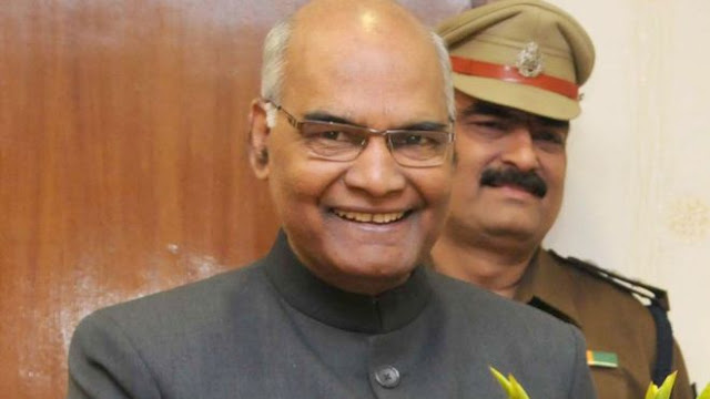 Ramnath kovind governor of bihar