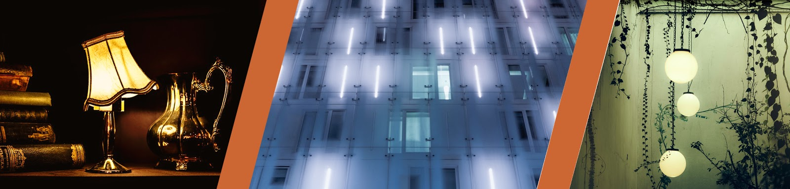 Licht kann unterschiedliche Farbtemperaturen haben.