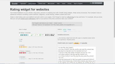 Cara Efektif Optimasi SEO Dengan Membuat Rating Bintang Di Blog