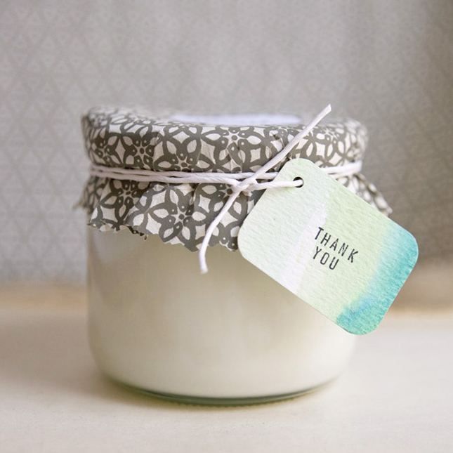 10 amazing diy wedding favors belle the magazine diy eco friendly candle favors this soy candle tutorial doesnt include printable tags but it gives you some tips about other uses of eco friendly candles solutioingenieria Choice Image
