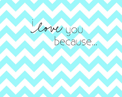graphic relating to I Love You Because Printable known as Lifestyle Lovable Daily life: Free of charge Printable I Appreciate Your self Mainly because