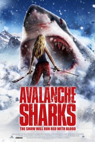 Avalanche Sharks 2014 Dual Audio Hindi Full Movie Download