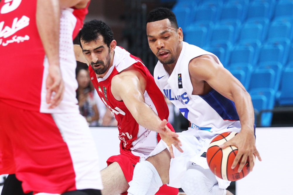 Gilas Pilipinas loses to Iran; 2019 World Cup dream slowly fades