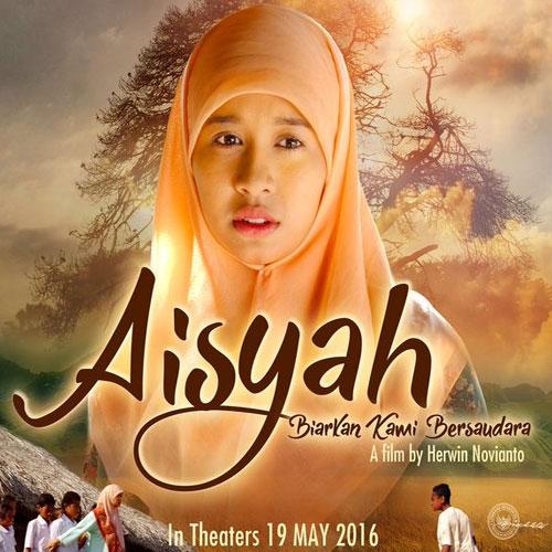Aisyah: Biarkan Kami Bersaudara Poster Film