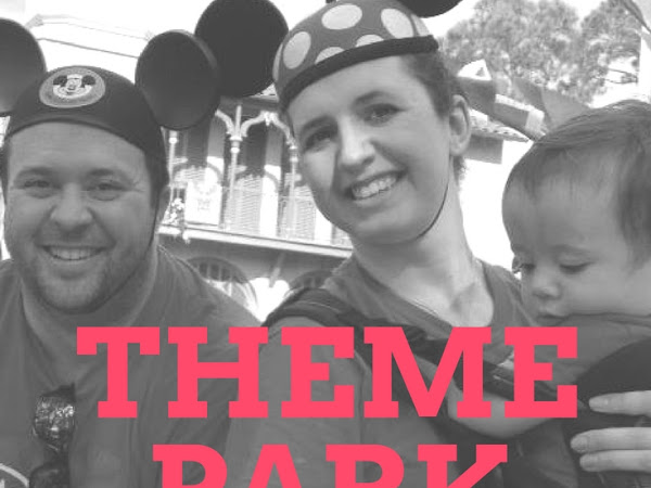 Theme Park Tips With A Toddler