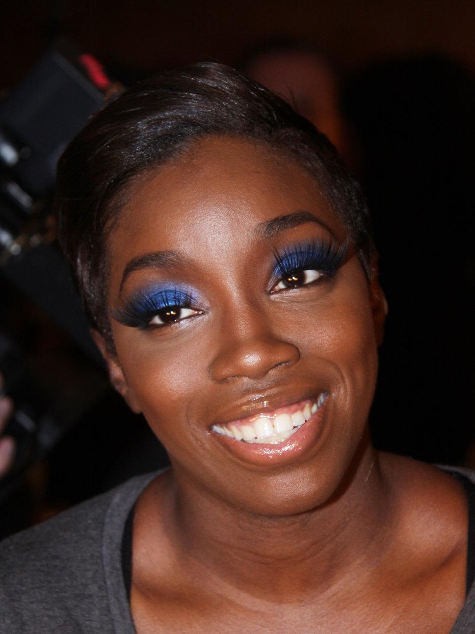 Brown Eyeshadow Tutorial: Blue Eyeshadow For Brown Eyes