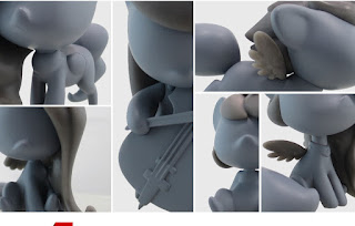 MLP Series 2 Chibi Vinyl Figures by Welovefine