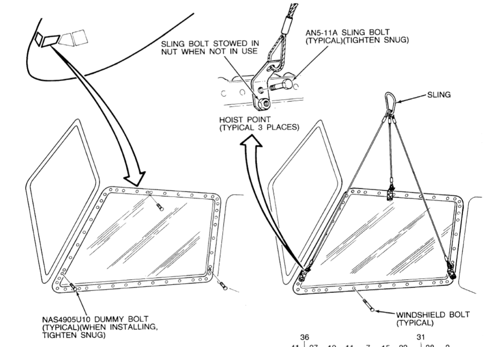 FREE AVIATION STUDY: AIRCRAFT WINDOWS & WIND SCREEN